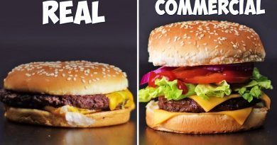 Tricks Advertisers Use To Make Food Look Delicious!